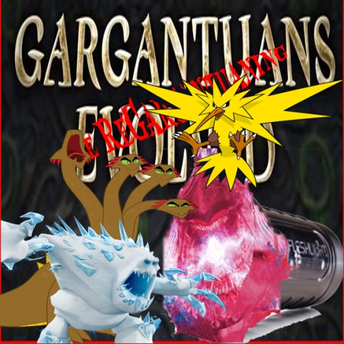 Gargantuans-Evolved
