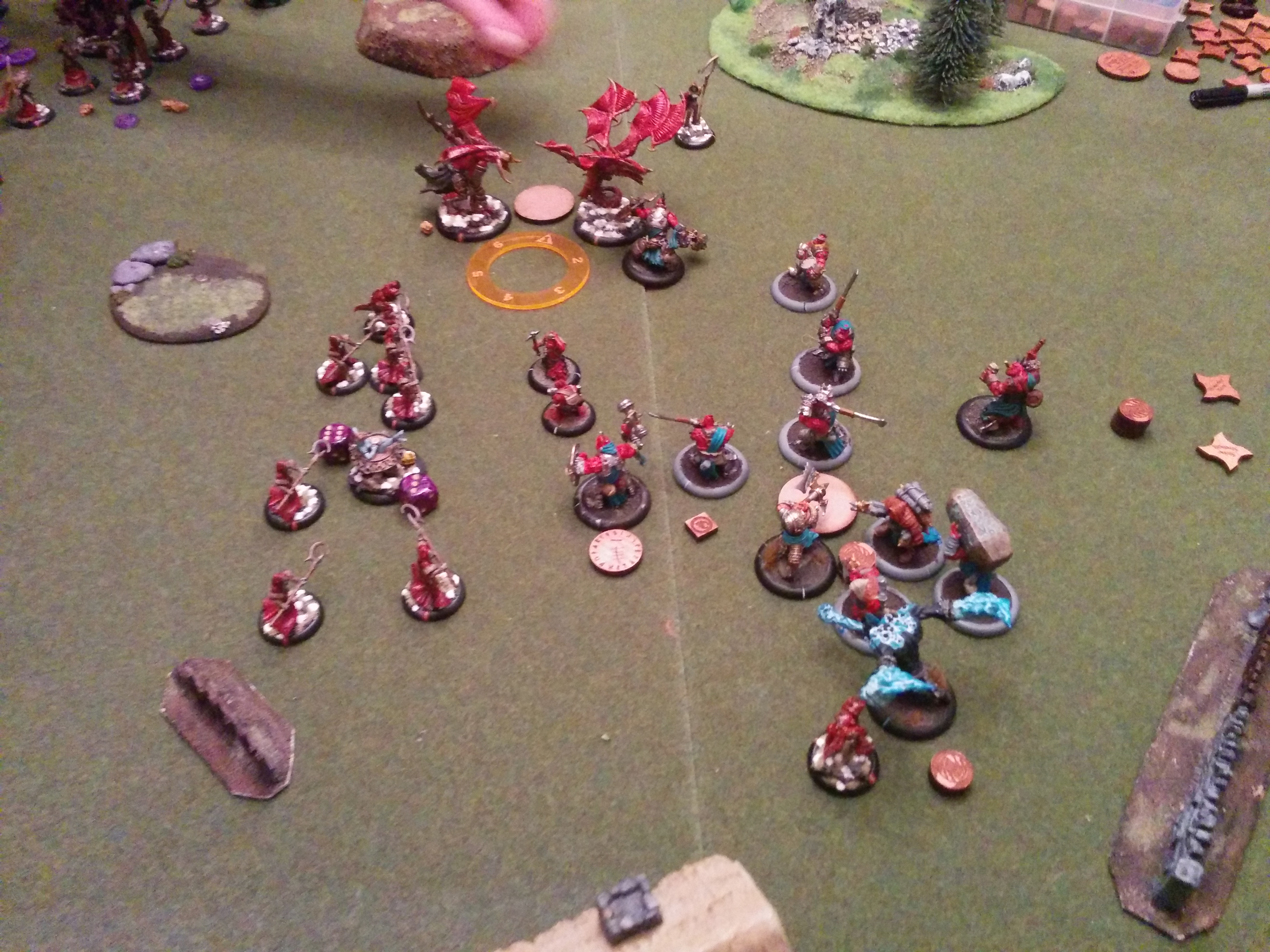 Battle Report 103: eThagrosh vs eMadrak 50 pts. Runes? Where We\'re ...